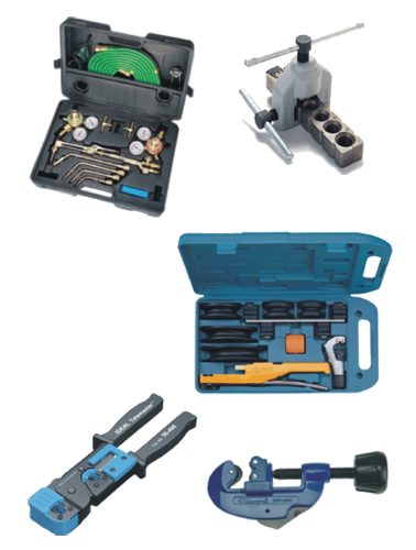 REFRIGERATION & AIR CONDITIONING TOOLS